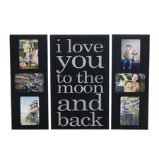 3 Piece Collage and Sentiment Plaque Frame Set