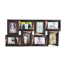 8-Opening Dimensional Collage Frame