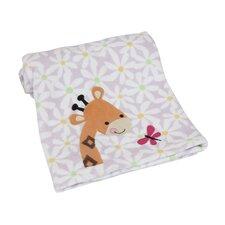 Ladybug Jungle Blanket