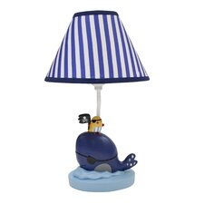 """Little Pirates 14.5"""" H Table Lamp with Empire Shade"""