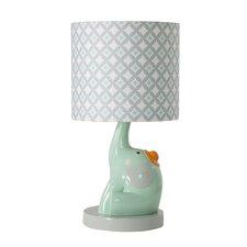 "Dena Happi Jungle 14.2"" H Table Lamp with Drum Shade"