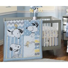 My Little Snoopy 4 Piece Bedding Set