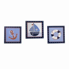 Sail Away Framed Art