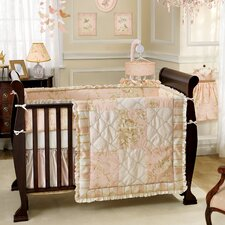 Little Princess 5 Piece Crib Bedding Set