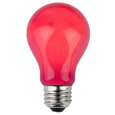 25W Pink 130-Volt Light Bulb (Pack of 25)