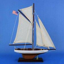 Columbia Model Ship