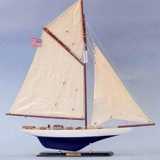 Defender Limited Model Ship