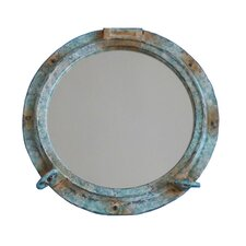 Titanic Shipwrecked Decorative Porthole Wall Mirror