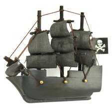 Flying Dutchman Magnet Model Pirate Ship Wall Decor