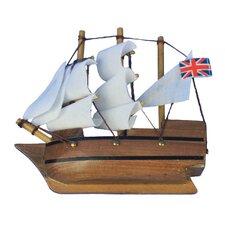 Mayflower Tall Model Ship Magnet