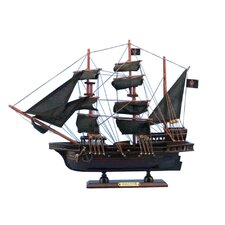 Ed Low's Rose Pirate Model Ship