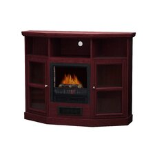 Hawthorne TV Stand with Electric Fireplace