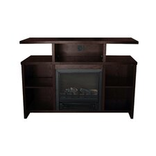 Houston TV Stand with Electric Fireplace