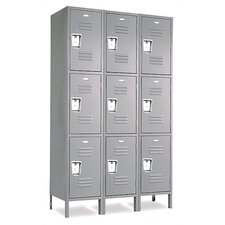 Vanguard 3 Tier, 3 Wide Locker