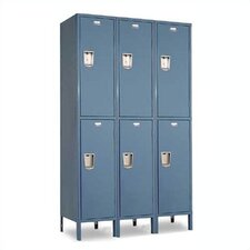 Vanguard 2 Tier, 3 Wide Locker