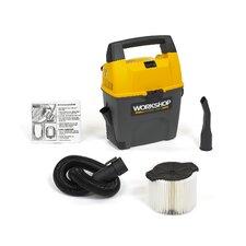 3 Gallon 3.5 Peak HP Portable Wet / Dry Vacuum