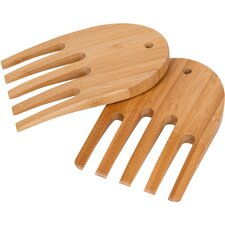 Bamboo Salad Hands and Claws (Set of 2)