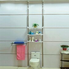 Adjustable Bathroom Storage Rack