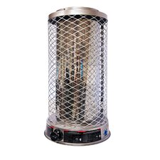 100,000 BTU Portable Natural Gas Radiant Tower Heater