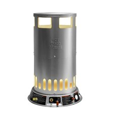 200,000 BTU Portable Propane Convection Utility Heater with 1-Handed Piezo Ignition