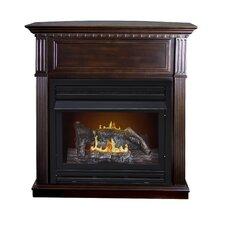 Intermediate Vent-Free Dual Fuel Gas Fireplace