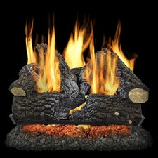 Arlington Ash Vented Gas Log Set