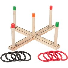 Ring Toss Lawn Game Set I