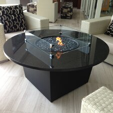 Riviera Gas Fire Table