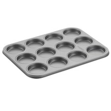 Novelty 12 Cup Nonstick Bakeware Whoopie Pie Pan