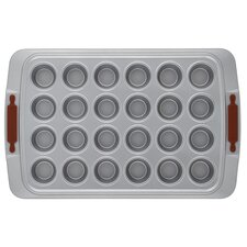 Deluxe 24 Cup Non-Stick Bakeware Mini Muffin Pan