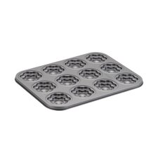 12 Cup Flower Molded Cookie Pan
