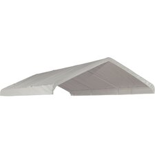 Replacement 10 Ft. W x 20 Ft. D Canopy Cover