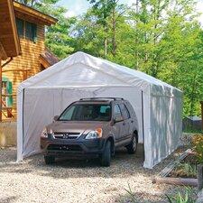 Max AP 10 Ft. W x 20 Ft. D Vehicle Port Walls