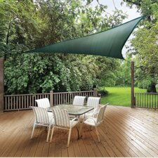 ShelterLogic12ft. x 12ft. Triangle Shade Sail