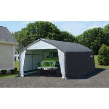 AccelaFrame HD Shelter 12 Ft. W x 20 Ft. D