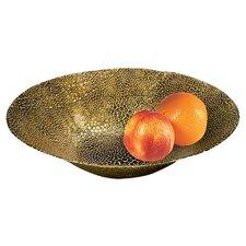 Snakeskin Serving Bowl