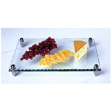 Mercury Rectangle Serving Tray (Set of 2)