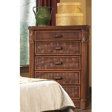 Barbados 5 Drawer Chest