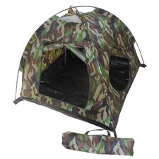 Camoflauge Dome Play Tent