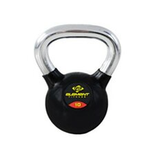 Commercial Chrome Handle Kettle Bell