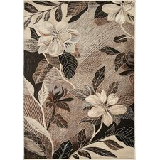Platinum Brown Area Rug