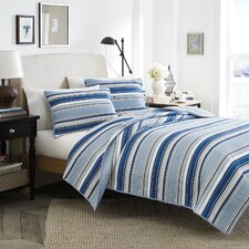 Fresno Cotton Coverlet Set