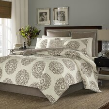 Medallion Duvet Cover Collection