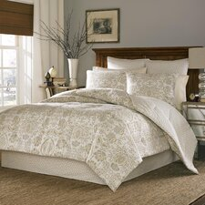 Belvedere 3 Piece Duvet Cover Set