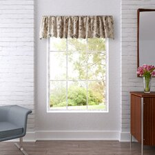 Bordeaux Curtain Valance