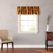 """Tropical Lily 54"""" Curtain Valance"""