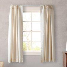 Heritage Landing Window Curtain Panels (Set of 2)