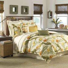 Birds of Paradise 4 Piece Comforter Set