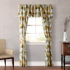 Birds of Paradise Drape/Curtain Set