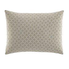 Mangrove Diamond Embroidery Lumbar Pillow